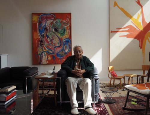 """Frank Stella: """"I Don't See That the Quality of Art Has Expanded Dramatically"""""""