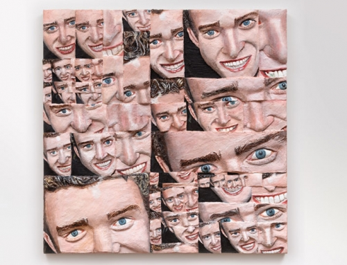 Artist Gina Beavers on Her Justin Timberlake Paintings