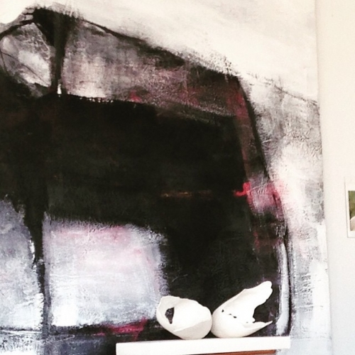 Esther Rosa  exhibits at National Academy Museum