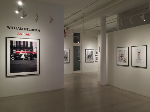 "Breed: ""NYC Exhibition: ""Willian Helburn: Ad-Man"" At Staley-Wise Gallery"" On Jointhebreed.com"