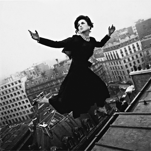 """Melvin Sokolsky """"TThe Paris Pictures"""" On Exhibitionnest.com"""