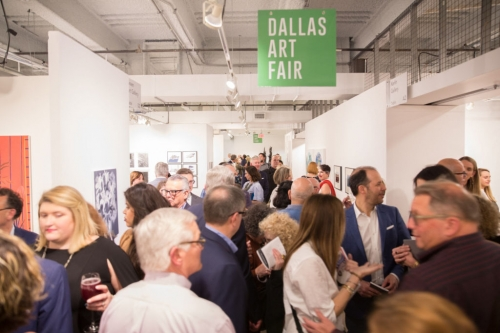 2019 Dallas Art Fair Announcement