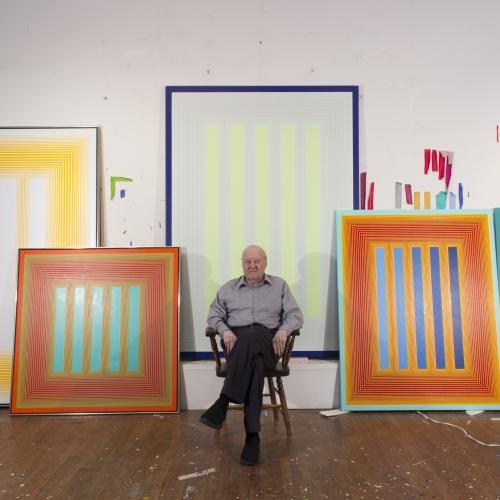 In Memory of Richard Anuszkiewicz, 1930-2020