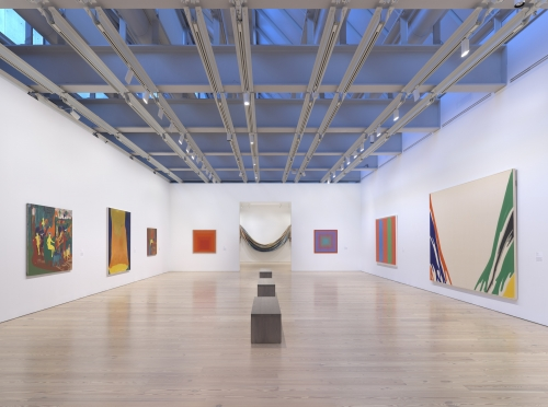 Richard Anuszkiewicz at Whitney Museum of American Art