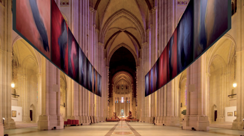 Bringing Cleve Gray's Threnody to the Cathedral of St. John the Divine
