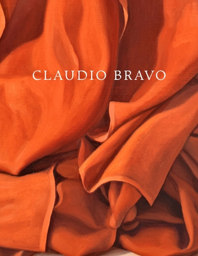 Claudio Bravo Catalogue Cover