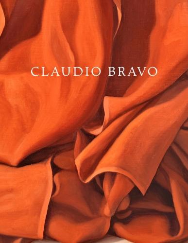 Claudio Bravo Catalogue Cover