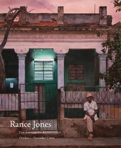 RANCE JONES: THE LINGERING REVOLUTION