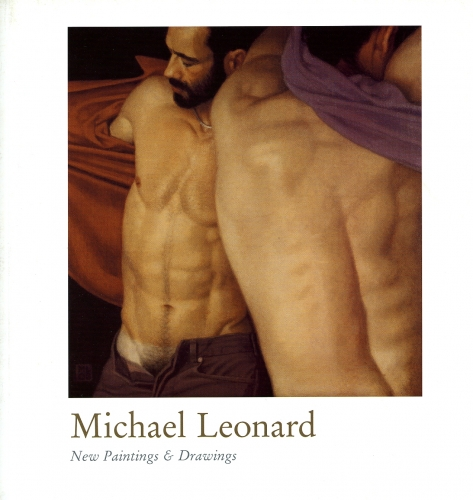 MICHAEL LEONARD: NEW PAINTINGS & DRAWINGS