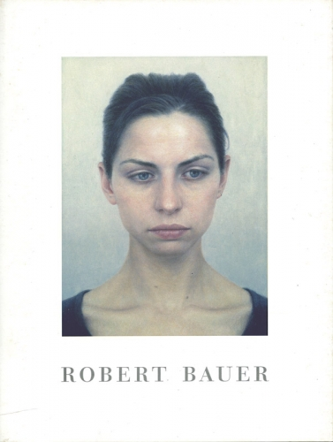 ROBERT BAUER: PORTRAITS