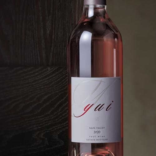 yui rosé wine Napa Valley dry Heidi Barrett winemaker