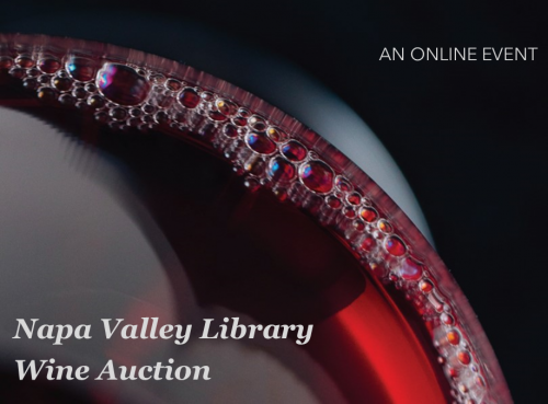 Napa Valley Library Wine Auction Results