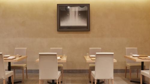 Kenzo Napa Dining Room Napa, California