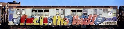 Henry Chalfant in Zeitgeist: The Art Scene of Teenage Basquiat