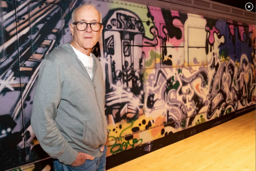 NEW YORK POST: Relive the subway's graffiti-filled glory at this Bronx exhibit