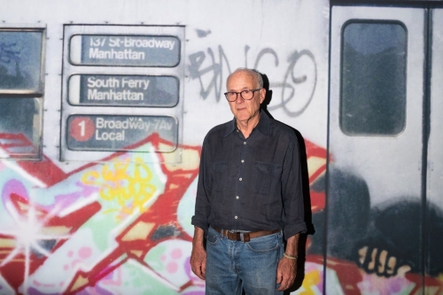 THE NEW YORK TIMES: 'I Have to Get That': How Henry Chalfant Became a Graffiti Ambassador