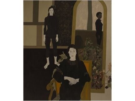 """Marcia Marcus in """"Body Language: Picturing People"""""""