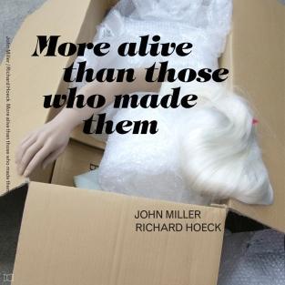 JOHN MILLER & RICHARD HOECK: BOOK LAUNCH / BOOK SIGNING