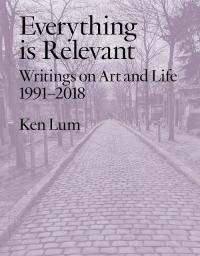 NEW BOOK BY KEN LUM