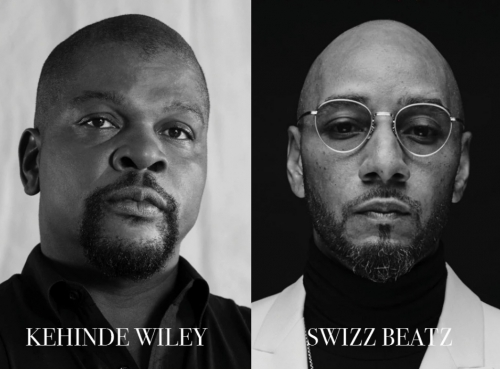 Kehinde Wiley + Swizz Beatz Conversation