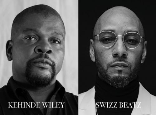 Kehinde Wiley + Swizz Beatz Conversation