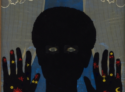 Betye Saar: The Legends of Black Girl's Window