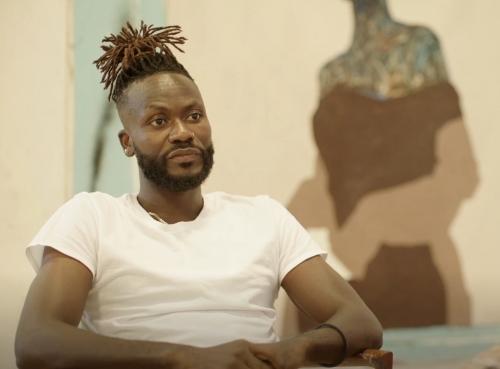 Amoako Boafo Collaboration with Dior