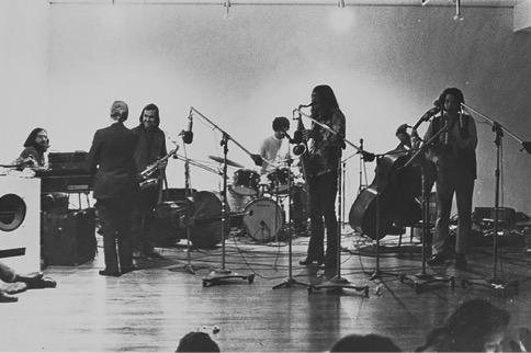 Image of Richard Landry: Solos at Leo Castelli, 420 West Broadway, February 19, 1972