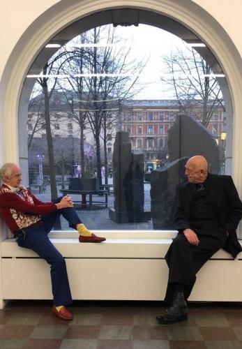 Claes Hake x Björn Wetterling