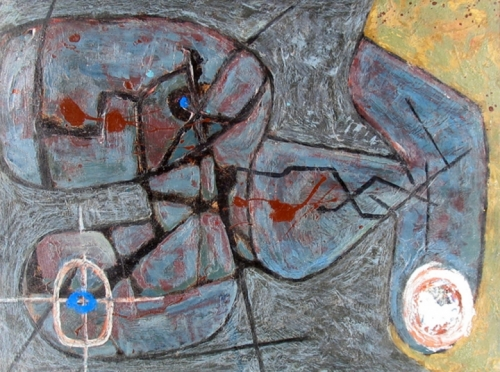 Browse through and inquire about Abstract Expressionist and Post-War Modernist artworks for sale at Caldwell Gallery Hudson.