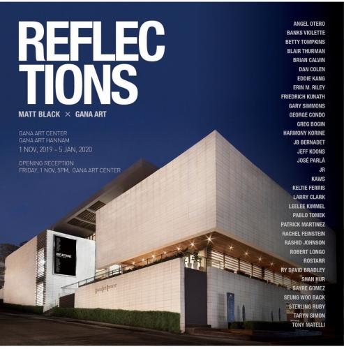 REFLECTIONS Matt Black x Gana Art and Ry David Bradley