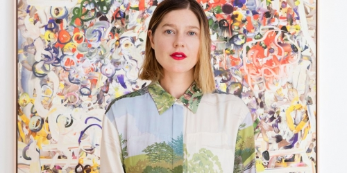 Why Should a Webcam Plus a Woman Equal Sex? For Petra Cortright, It's Art