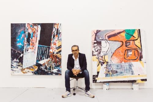 INTERVIEW: ARTIST ENOC PEREZ WALKS US THROUGH THE HOTEL ROOMS OF ROCKSTARS