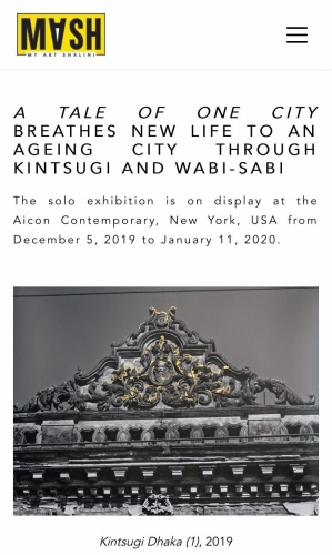 A Tale Of One City Breathe New Life To An Ageing City Through Kintsugi And Wabi-Sabi