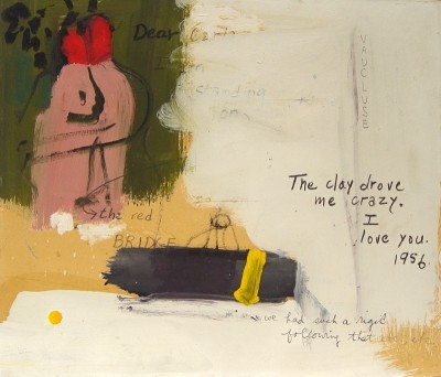 Untitled (from the 'Post Cards' Series), 1961