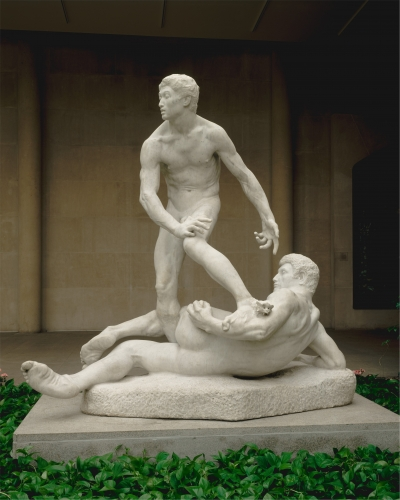 The Struggle of the Two Natures in Man, 1888