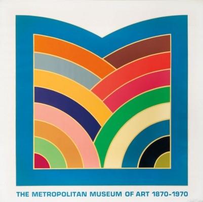 Metropolitan Museum Of Art 1870-1970, 1970