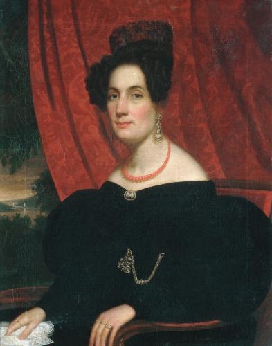 Mary Ann Garrits, 1834