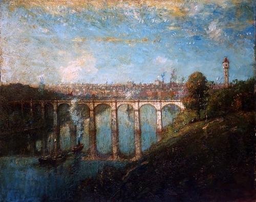 High Bridge, New York, 1905