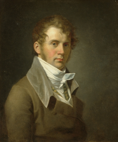 Portrait of the Artist, 1800