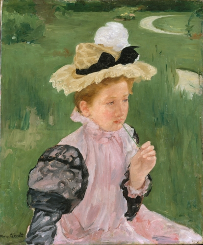 Portrait of a Young Girl, 1899