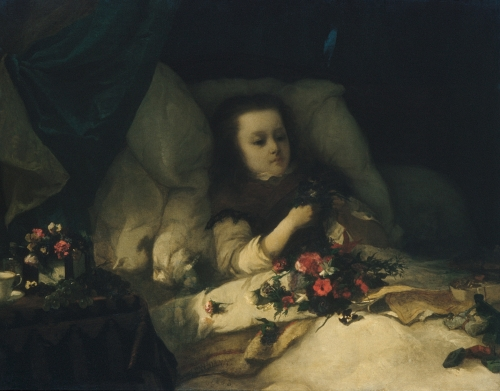 Heart's Ease, 1863