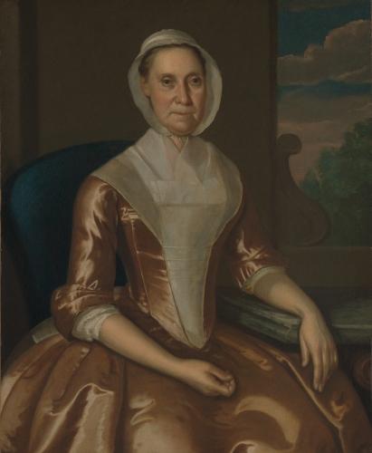 Mrs. Richard Galloway, 1764