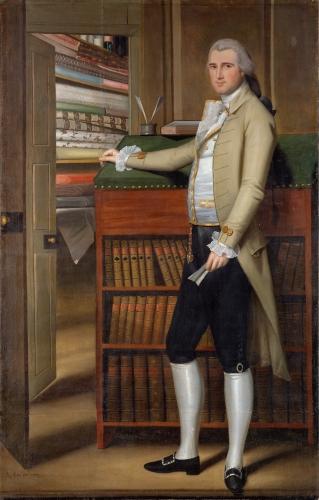 Elijah Boardman, 1789