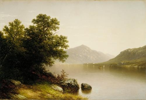 Lake George, 1857