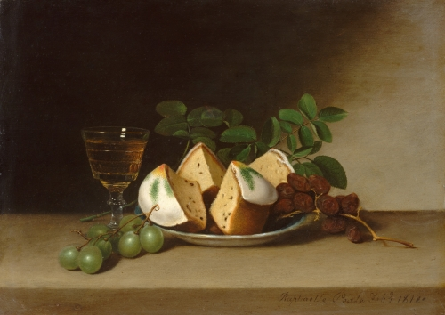 Still Life with Cake, 1818