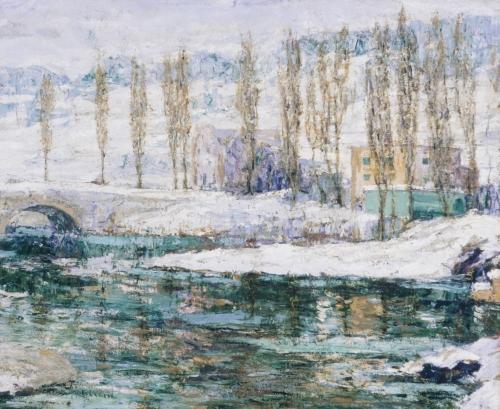 Winter, 1914