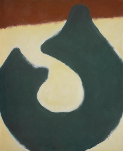 Herbert Ferber, Untitled Abstract, 1962