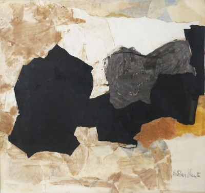 Black, White and Orange, 1962