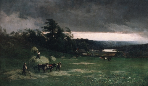 Approaching Storm, 1880